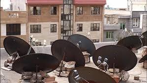 نبود ماهواره مرکزی در ساختمان های مرکزی